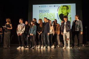 """Ieri, 8 marzo, si è tenuta la cerimonia ufficiale di premiazione del Premio """"Gianni Massa"""" edizione 2018-19, organizzato dal Corecom e Giulia giornaliste Sardegna."""