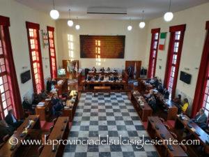 Il presidente Daniela Marras ha convocato una nuova seduta del Consiglio comunale di Carbonia per oggi, lunedì 9 settembre, alle ore 17.30.