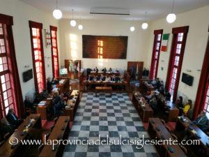 Il Consiglio comunale di Carbonia questa sera delibera la richiesta di istituzione della provincia del Sulcis Iglesiente.