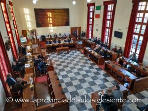 Il presidente Daniela Marras ha convocatoil Consiglio comunale di Carbonia per giovedì 28 novembre.