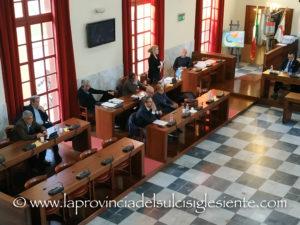 Daniela Garau propone una mozione e tre interrogazioni alla discussione nel Consiglio comunale di Carbonia.