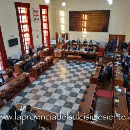 Covid-19: si riunisce martedì 14 aprile 2020, alle 10.00, il Consiglio comunale di Carbonia