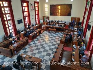 La vertenza Sider Alloys approda in Consiglio comunale, a Carbonia, con una mozione presentata da una dozzina di consiglieri.