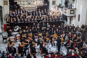 """Patto tra Corale """"Canepa""""e San Donato: la musica nella scuola del centro storico di Sassari."""