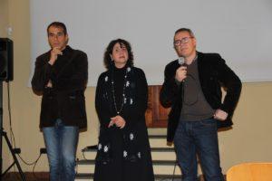 """I registi Orlando Lübbert e José María González sono stati i protagonisti internazionali della prima giornata del """"terre di confine filmfestival""""."""