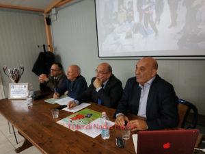 Il presidente del Comitato regionale FIGC, ieri sera, a Carbonia, ha incontrato i dirigenti delle società del Sulcis Iglesiente.