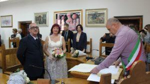 E' stato celebrato a Bono, patria di Giovanni Maria Angioy, il primo matrimonio in lingua sarda.