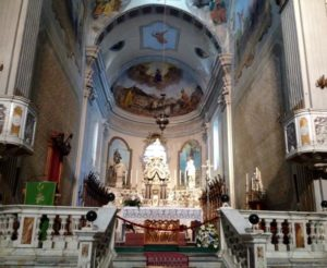 Gli interventi nella Diocesi di Alghero-Bosa nel settore dei Beni culturali ecclesiastici.