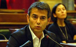 Massimo Zedda, neo consigliere regionale, s'è congedato stamane da sindaco di Cagliari in una conferenza stampa tenuta a Palazzo Bacaredda.
