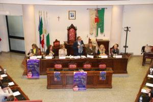 """Venerdì mattina, nell'Aula consiliare del comune di Quartu Sant'Elena, le classi del Liceo Classico """"Bachisio Raimondo Motzo"""" hanno trascorso un 8 marzo molto speciale."""