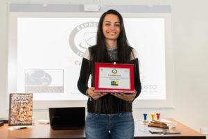 È di Tortolì la migliore barista della Sardegna, Sara Farci, vincitrice delle selezioni regionali per l'Espresso Italiano Champion 2019.