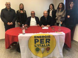 Si è riunito a Tramatza, il coordinamento regionale di Energie Per L'italia Sardegna, guidato dal coordinatore Tore Piana.