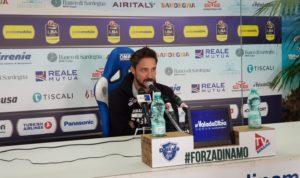 La Dinamo Banco di Sardegna ha travolto al PalaSerradimigni la Dolomiti Energia Trentino, reduce da cinque vittorie consecutive: 88 a 70.