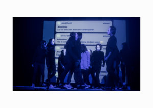 """""""Stop Bullying Around"""" è lo spettacolo organizzato dalla Compagnia dei Ragazzini di Cagliari, che si terrà domani 17 aprile, alle 10.00, al Teatro Massimo di Cagliari."""