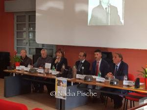 """E' stato presentato venerdì 5 aprile, a Carbonia, il libro """"Dall'Enel alla Carbosulcis"""", di Carlo Panio, Carlo Delfino editore."""