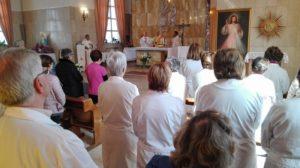 I cappellani dell'Aou di Sassari hanno predisposto il calendario delle messe al Palazzo Clemente e al Santissima Annunziata.