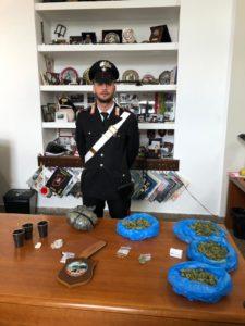Ieri pomeriggio i carabinieri di Cagliari hanno arrestato una donna 44enne per detenzione illecita di droga.