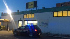 Rapina a mano armata, ieri pomeriggio all'interno del supermercato Hardis situato al km 9 della SS 554. Il bottino del rapinatore, fuggito a piedi, ammonta a 500 euro.