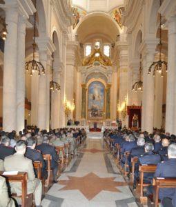 Venerdì 12 aprile, presso la Basilica di Bonaria, mons. Arrigo Miglio presiederà la celebrazione del tradizionale Precetto Pasquale Interforze.