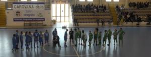La Carovana dello Sport Integrato ha raccolto applausi anche a Pescara.