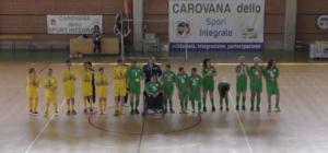 La Carovana dello Sport Integrato lascia il segno anche nelle Marche.