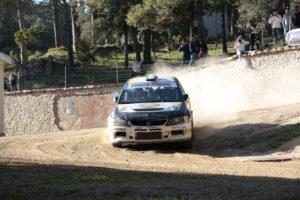 """La Scuderia Porto Cervo Racing archivia con un bilancio positivo il """"Rally del Vermentino""""."""