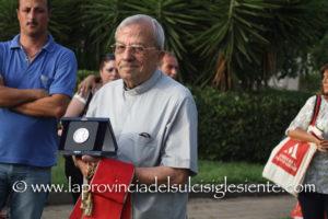 Il comune di Carbonia è in lutto per la scomparsa di don Giampiero Garau.