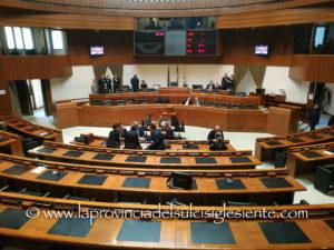 Questa mattina, in Consiglio regionale, è stata ufficializzata la composizione di dieci gruppi consiliari.