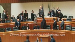 Il leghista Michele Pais, 45 anni, algherese, è il nuovo presidente del Consiglio regionale della Sardegna.