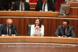 Alessandra Zedda: «La Regione è impegnata per contrastare la crisi del porto di Cagliari e trovare soluzioni per il settore».