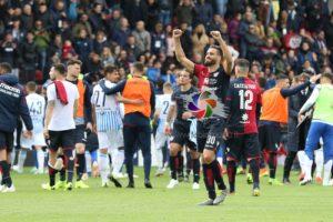 Missione compiuta! Il Cagliari ha vinto il confronto-salvezza con la Spal e con 36 punti la salvezza è a un passo.