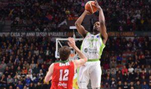 Dinamo Banco di Sardegna corsara in Israele, 94 a 89, è ad un passo dalla finale della FIBA Europe Cup 2018/2019.