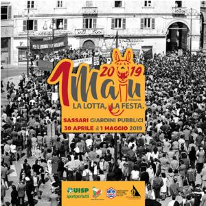 1 maggio a Sassari, un'intera giornata ai giardini tra musica, arte, cultura e sport.