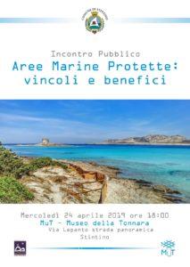Si svolgerà mercoledì 24 aprile, a Stintino, un incontro con gli operatori sulle Aree marine protette come occasione di sviluppo.