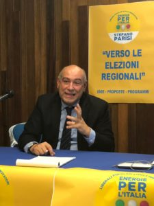 Il sassarese Tore Piana è il nuovo responsabile del Comitato Esecutivo Nazionale di Energie per l'Italia.