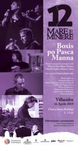 """Prosegue a Villacidro il programma musicale di Mare e Miniere con il concerto sacro """"Boxis Po Pasca Manna""""."""