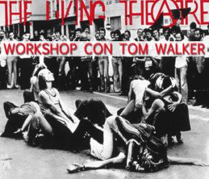 A Sassari un laboratorio teatrale con Tom Walker di Living Theatre.