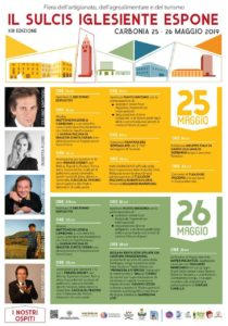 """Sabato 25 e domenica 26 maggio, Carbonia ospiterà la 13ª edizione della rassegna """"Il Sulcis Iglesiente Espone""""."""