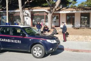 Con le favorevoli condizioni meteorologiche, sono ripresi gli sbarchi di migranti, a Porto Pino.