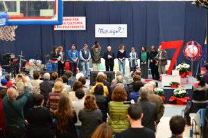 """Dal 25 al 28 aprile Alghero ha ospitato l'evento """"Mariapoli dei ponti""""."""