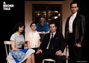 """Dal 10 al 19 maggio il giovane cantante sassarese Mario Donato Vinci sarà protagonista del musical """"A Bronx Tale"""", al Teatro Nuovo di Milano."""