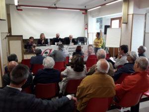 """Si è svolto ieri, a Sassari, il convegno """"Diversamente giovani"""", organizzato da Anteas Sassari in sinergia con enti del terzo settore, la Fnp e la Cisl di Sassari."""