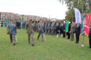 Si è svolta stamane la cerimonia di avvicendamento al vertice del Comando Militare Esercito Sardegna tra il Generale di Corpo D'Armata Giovanni Domenico Pintus ed il Generale di Brigata Francesco Olla.
