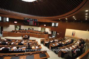 Il Consiglio regionale tornerà a riunirsi martedì 25 giugno, alle 11.00.