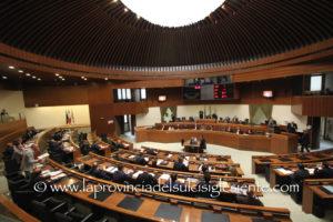 Nella seduta prenatalizia, il Consiglio regionale ha approvato l'interpretazione autentica dell'art. 9 comma 1 della legge regionale n. 31 del 1998.