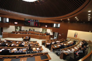 22 consiglieri di minoranza hanno chiesto la convocazione urgente del Consiglio regionale