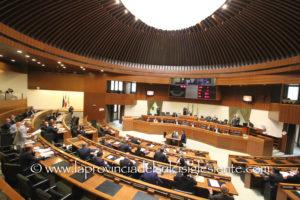 Il Consiglio regionale si riunisce domani, martedì 30 luglio, per la convalida dell'elezione dei consiglieri e la discussione del disegno di legge sulla prima variazione di bilancio per l'avvio delle attività del Mater Olbia.