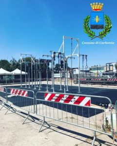 Sabato e domenica a Carbonia si terrà lo Spartan's Challenge 2019, evento dedicato al CrossFit.