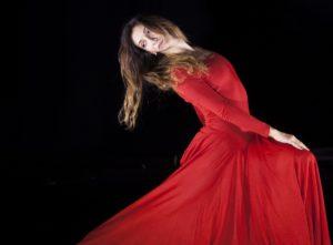 """Mercoledì 22 maggio prende il via Primavera a Teatro """"Fiore di loto"""" mercoledì a Palazzo di Città: a Sassari la danza parla di femminicidio."""