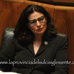 Gabriella Murgia: «La Regione è pronta ad intervenire per aiutare le aziende danneggiate da gelate e brinate»